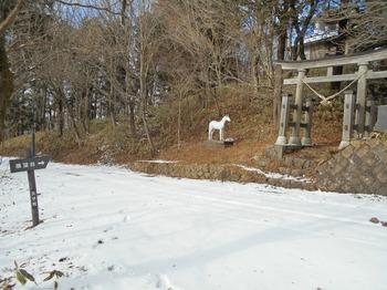 s_DSCN1495-山頂にある八溝嶺神社の鳥居入口(林道八溝山線沿い).JPG